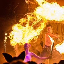 fire performers fire juggler event ideas