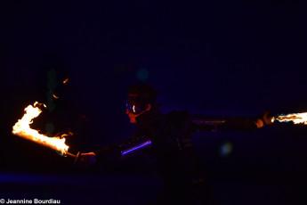 Art on Ice 2014 fire-daggers-character-cast-member-dan-miethke