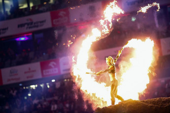 Fire-Breathing Humans