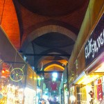 Grand Bazaar on our day off the Show production