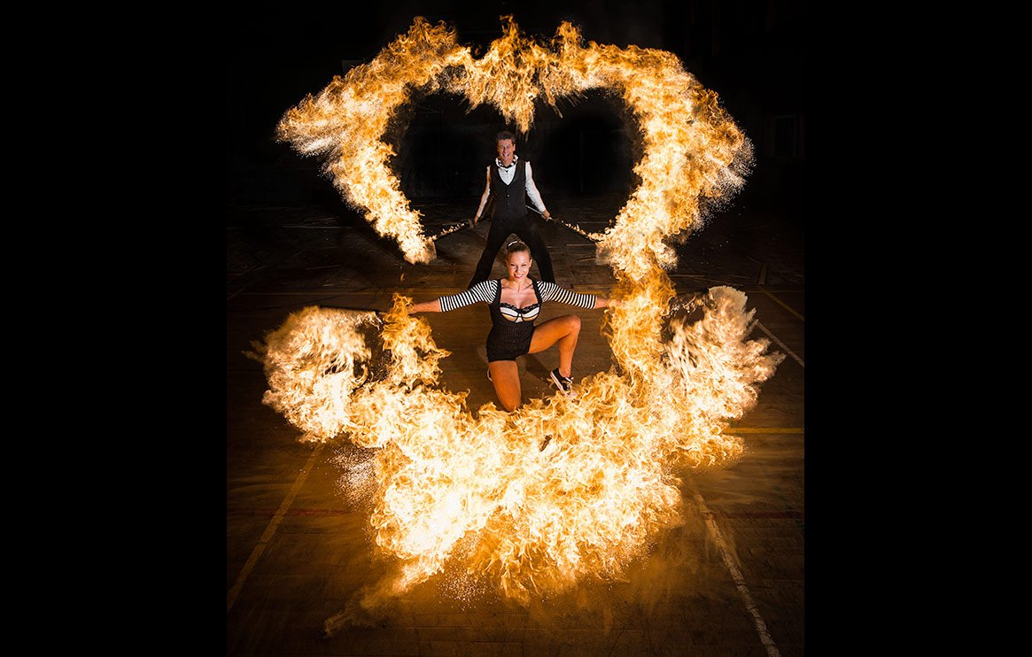 fire breathing stripper