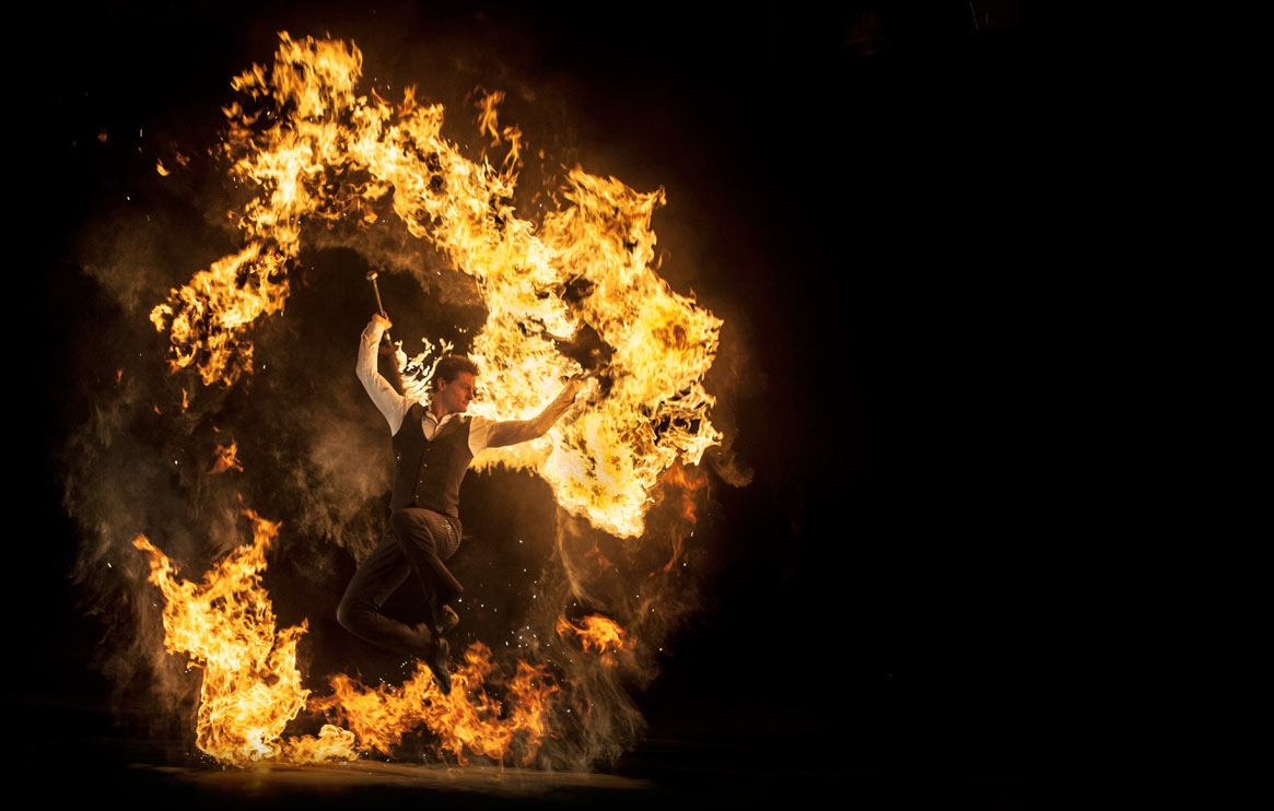 Modern Day Dragons: The Dangerous Secrets of Fire ...