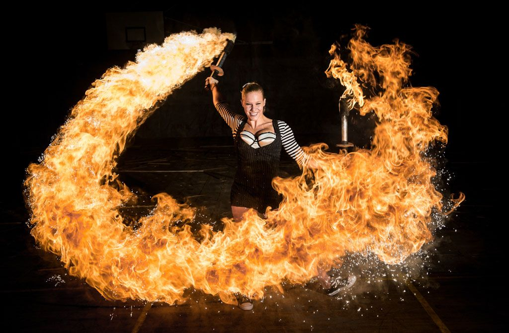 23 Fire Breathing Moments Like Youve Never Seen Before