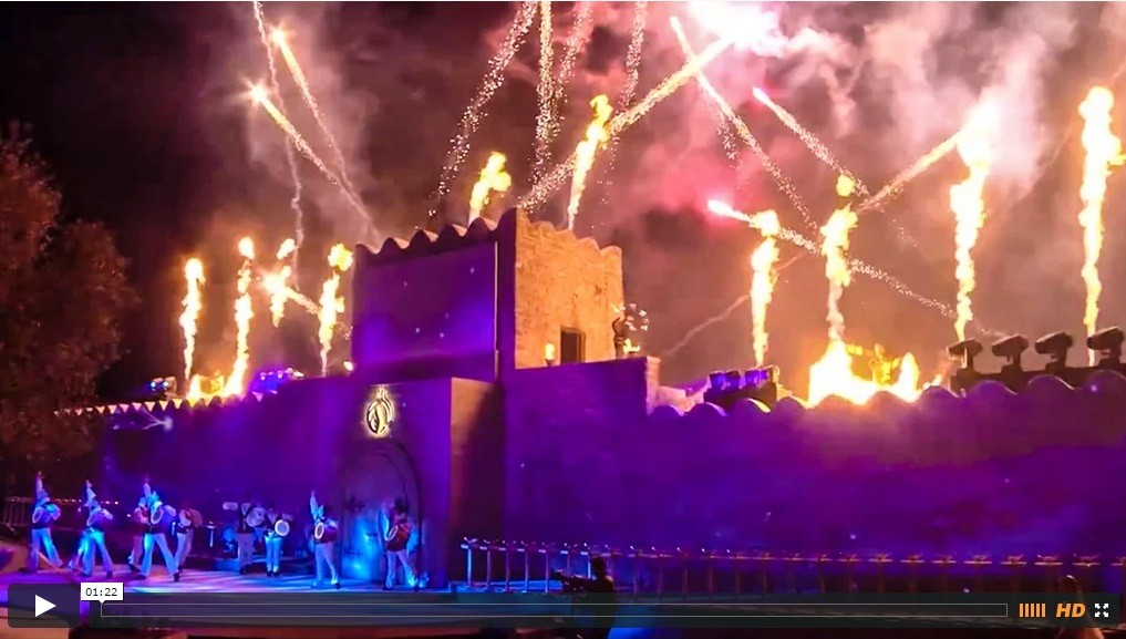 Baku Olympic Torch lighting European Games